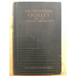 Dictionnaire Quillet de la...