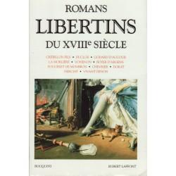 Romans libertins du XVIIIe...