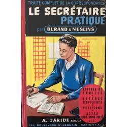 Le secrétaire pratique