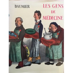 Les gens de médecine dans...