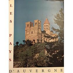 Les pays d'Auvergne