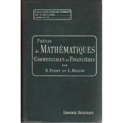 Précis de mathématiques...