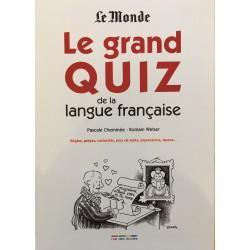 Le grand quiz de la langue...