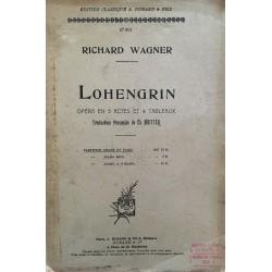 Lohengrin - Opéra en 3...