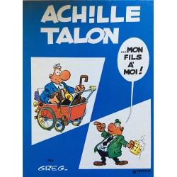 Achille Talon - …mon fils à...