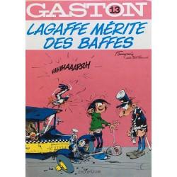 Gaston 13 - Lagaffe mérite...