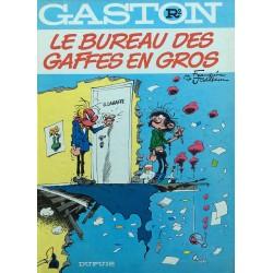 Gaston R2 - Le bureau des...