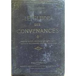 Le guide des convenances