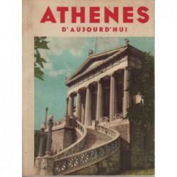 Athènes d'aujourd'hui