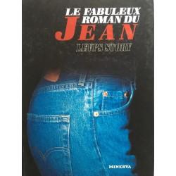 Le fabuleux roman du jean -...