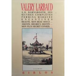 Valéry Larbaud - Romans et...