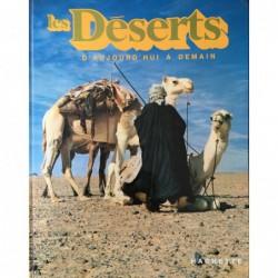 Les déserts d'aujourd'hui à...