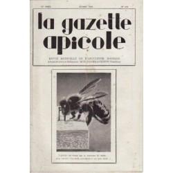 La gazette apicole n°419...