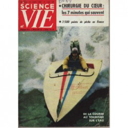Science et vie n°525 juin 1961