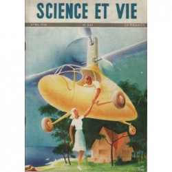 Science et vie n°343  avril...