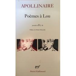 Poèmes à Lou, précédé de Il...