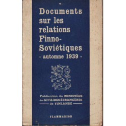 Documents sur les relations...