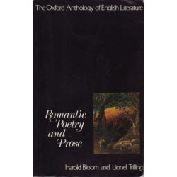 Romantic Poetry and Prose