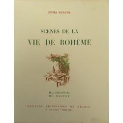 Scènes de la vie de Bohème