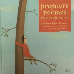 Premiers poèmes pour toute...