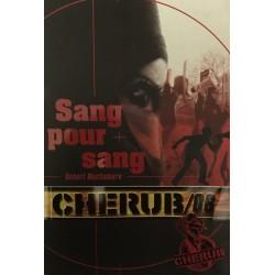 Cherub n°6 - Sang pour sang