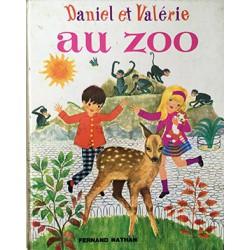 Daniel et Valérie au zoo