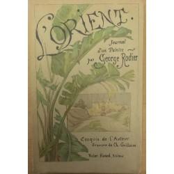 L'Orient - Journal d'un...