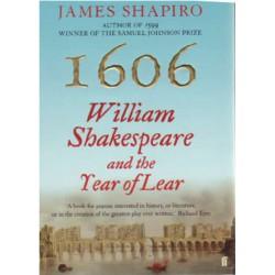 1606 William Shakespeare...