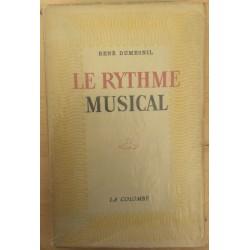 Le rythme musical