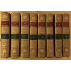 Œuvres de Molière en 8 volumes