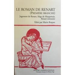 Le roman de Renart...
