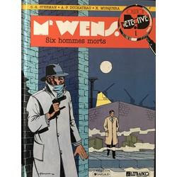 Mr Wens : six hommes morts