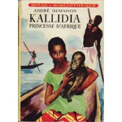 Kallidia Princesse d'Afrique