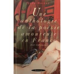 Une anthologie de la poésie...