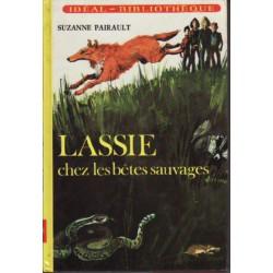 Lassie chez les bêtes sauvages