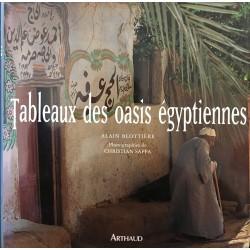 Tableau des oasis égyptiennes