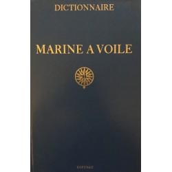 Dictionnaire - Marine à voile