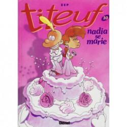 Titeuf - Nadia se marie