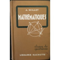 Mathématiques - Classe de...