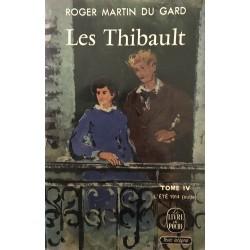 Les Thibault  - Tome 4