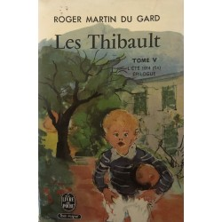 Les Thibault  - Tome 5