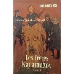 Les frères Karamazov tome 1