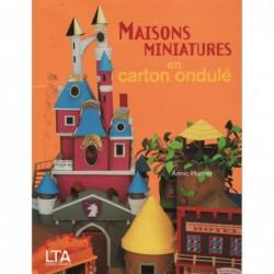 Maisons miniatures en...