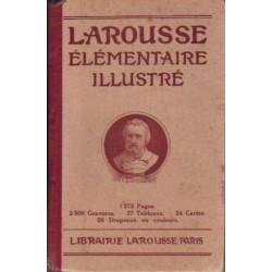 Larousse élémentaire illustré