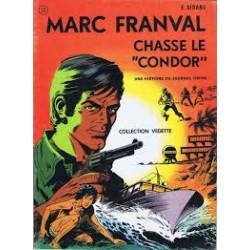 Marc Franval chasse le...