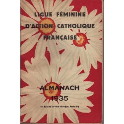 Almanach 1935 - Ligue...