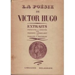 La poésie de Victor Hugo
