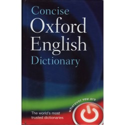 Concise Oxford English...