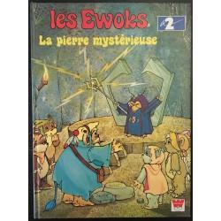Les Ewoks - La pierre...