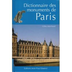 Dictionnaire des monuments...